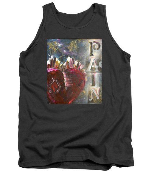 Striking Pain Tank Top