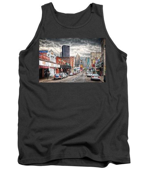 Strip District Pittsburgh Tank Top