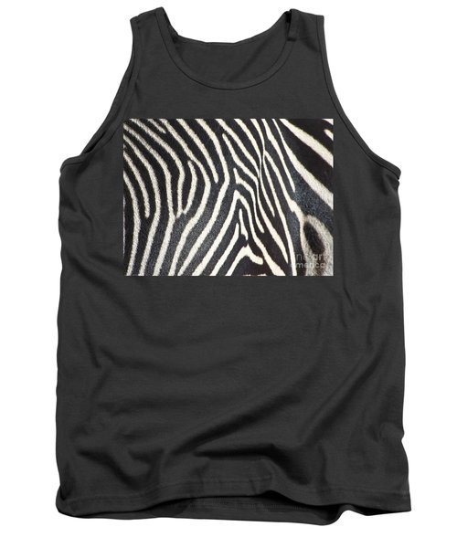Stripes And Ripples Tank Top