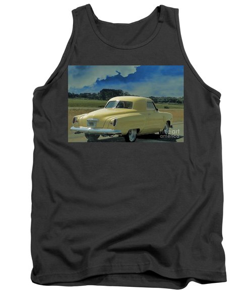 Studebaker Starlight Coupe Tank Top by Janette Boyd