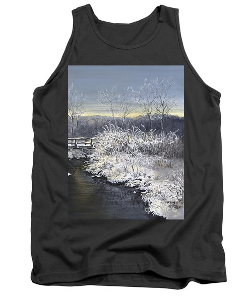 Sugared Sunrise Tank Top