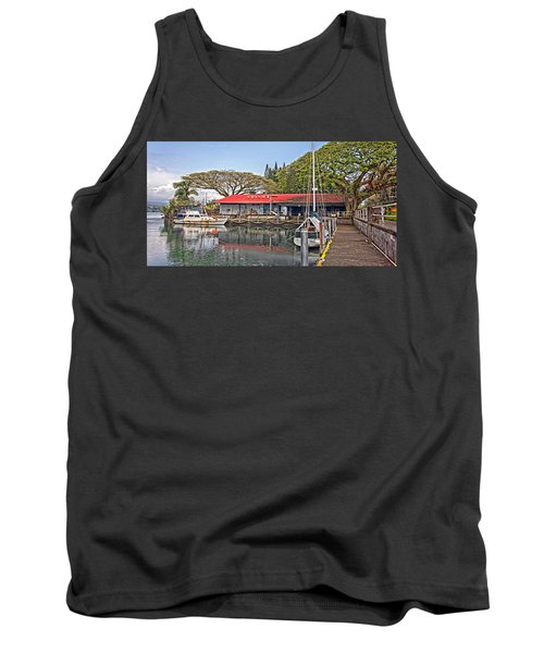 Suisan Fish Market Tank Top
