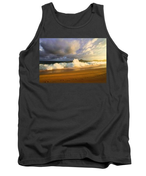 Tank Top featuring the photograph Summer Storm by Eti Reid