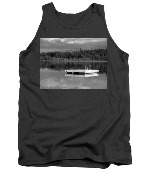 Summertime Reflections Tank Top by Don Spenner