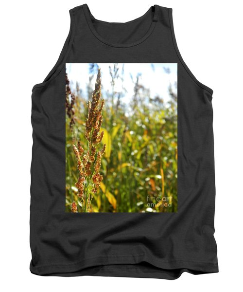 Sun Of Life Tank Top by Andrea Anderegg
