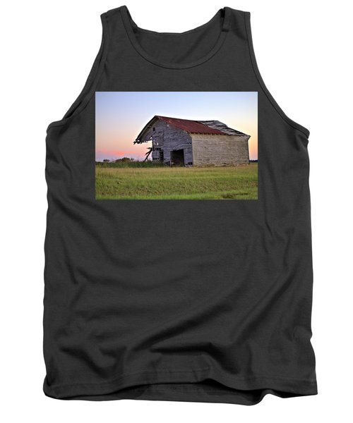 Tank Top featuring the photograph Sun Slowly Sets by Gordon Elwell