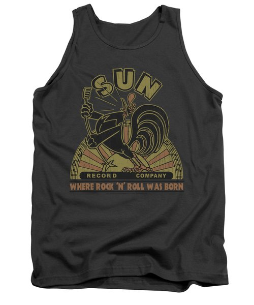 Sun - Sun Rooster Tank Top by Brand A