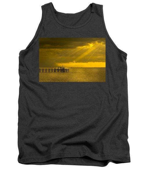 Sunbeams Of Hope Tank Top