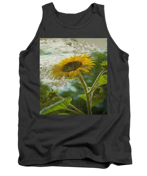 Sunflower Mountain Tank Top