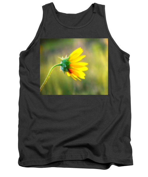 Sunflower Sunrise 6 Tank Top