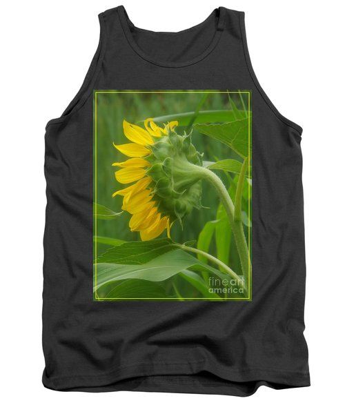 Sunny Profile Tank Top by Sara  Raber