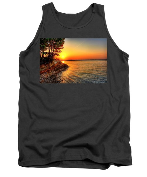 Sunrise Around The Bend Tank Top