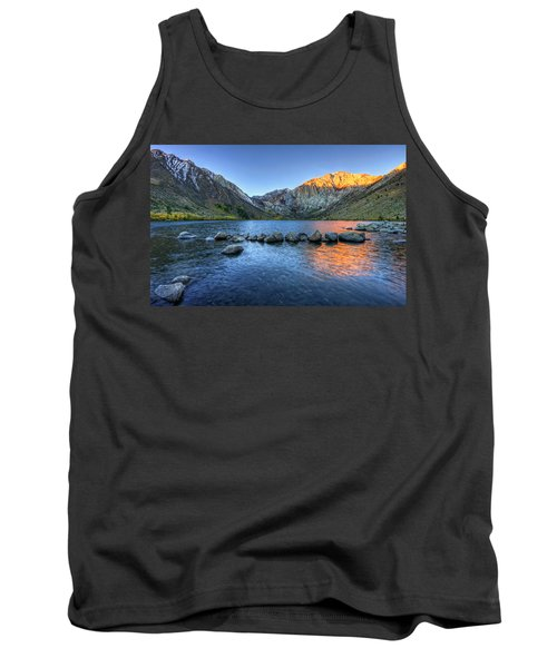 Sunrise At Convict Lake Tank Top