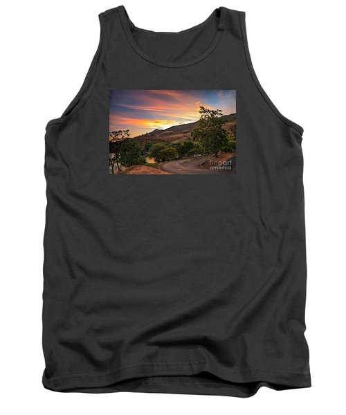 Sunrise At Woodhead Park Tank Top