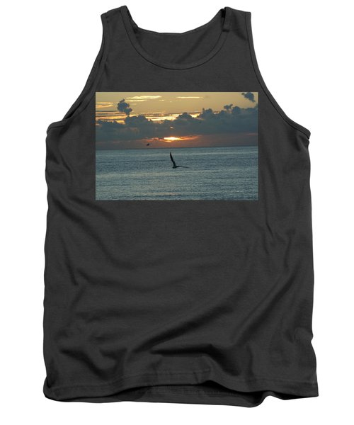 Sunrise In The Florida Riviera Tank Top