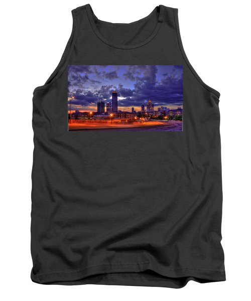 Sunrise Supreme Atlantic Station Midtown Atlanta  Tank Top