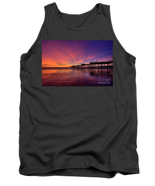 Sunset Afterglow Tank Top