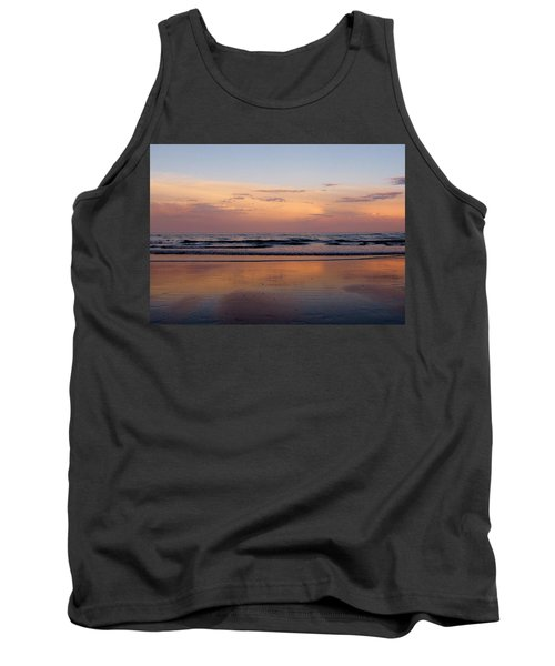 Sunset Over Long Sands Beach II Tank Top