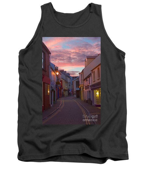 Sunset Street Tank Top