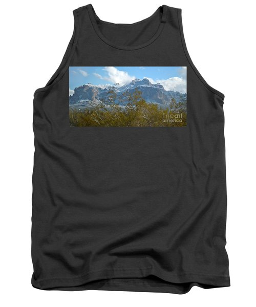 Superstition New Years Day Tank Top by Pamela Walrath