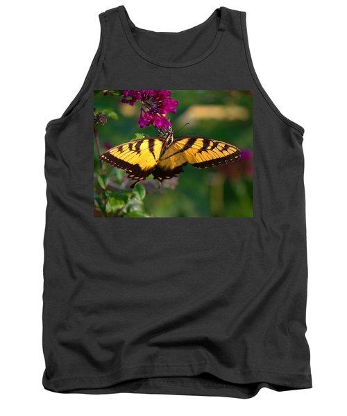 Swallowtail 1 Tank Top
