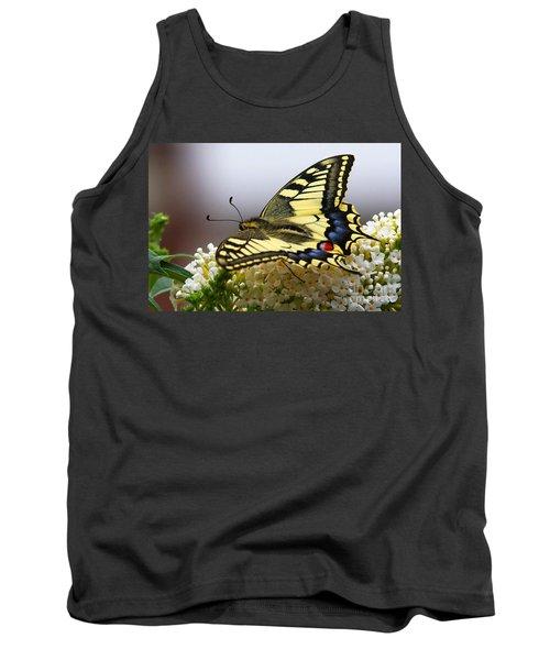 Swallowtail Butterfly Tank Top