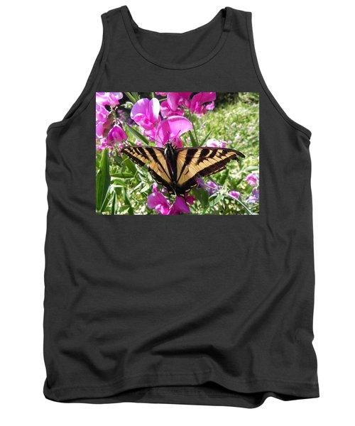 Swallowtail Tank Top