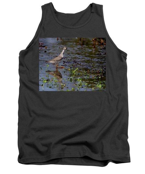 Swamp Strutting Tank Top by Liz Masoner