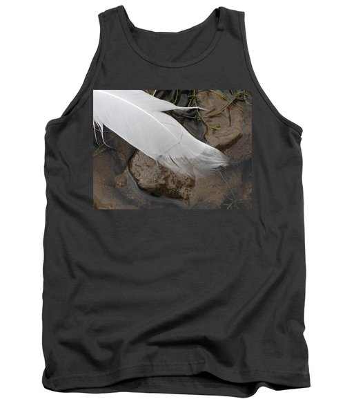 Tank Top featuring the photograph Sway With The Movement Of The Water by Tiffany Erdman