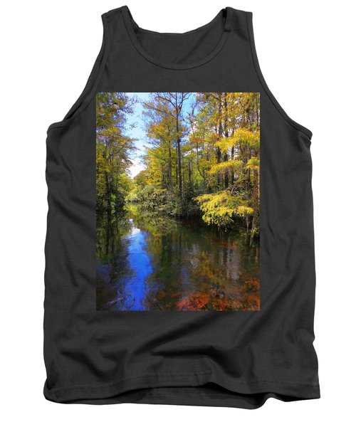 Sweetwater Strand - 3 Tank Top