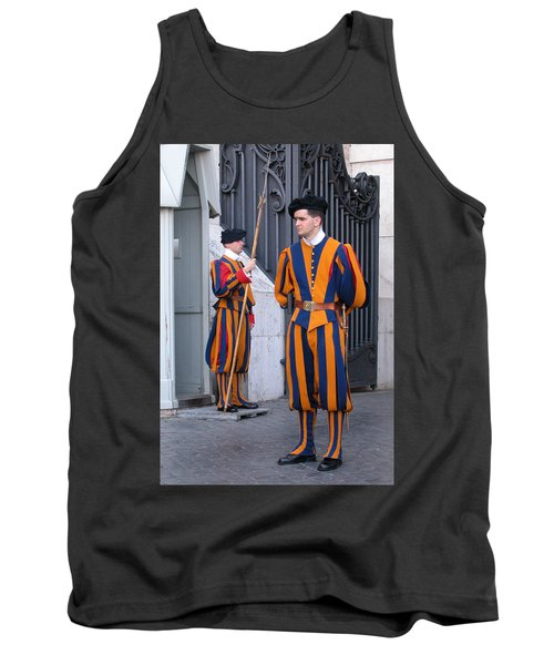 Swiss Guard Tank Top