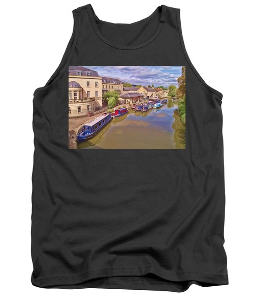 Sydney Wharf Bath Tank Top