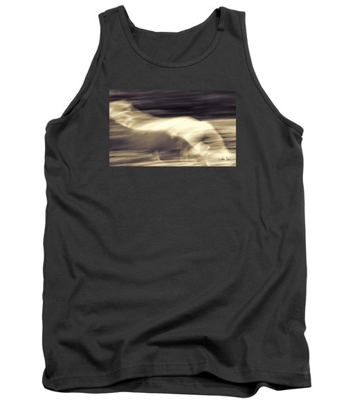 Tank Top featuring the photograph Synchronicity by Joan Davis