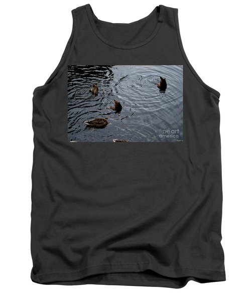 Synchronised Swimming Team Tank Top