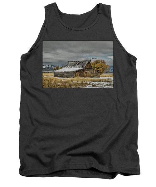 T. A. Moulton's Barn Tank Top