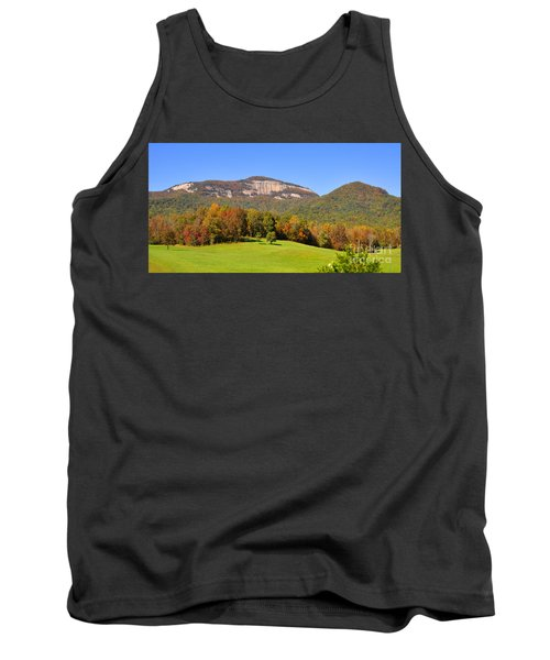 Table Rock In Autumn Tank Top