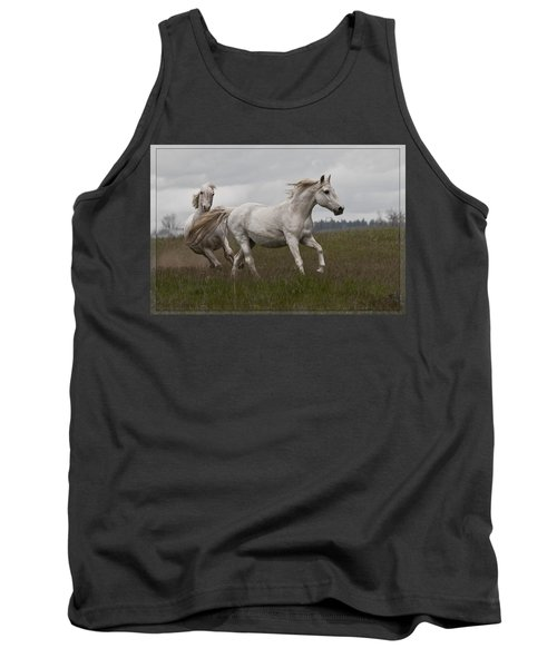 Tank Top featuring the photograph Talegating 5924 by Wes and Dotty Weber