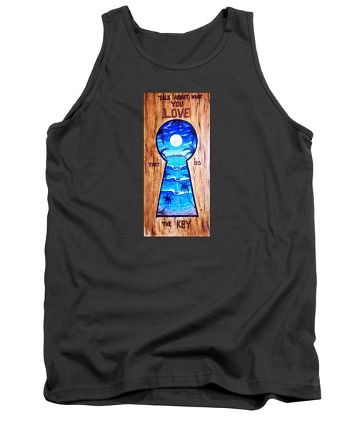 Talk About Love Tank Top