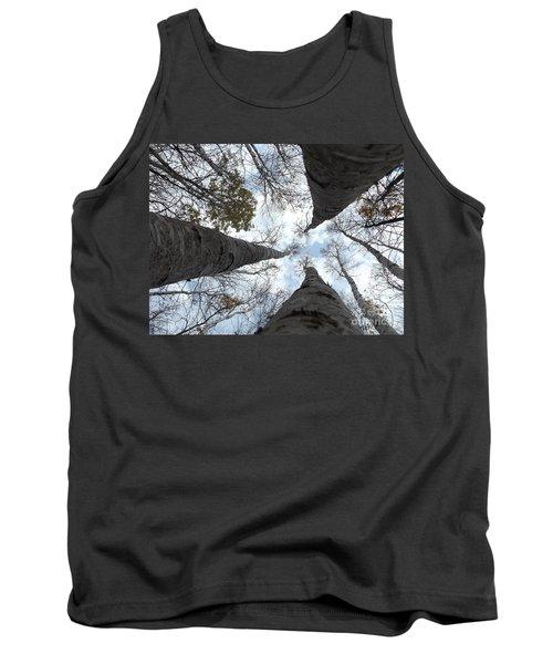 Tall Birches Tank Top