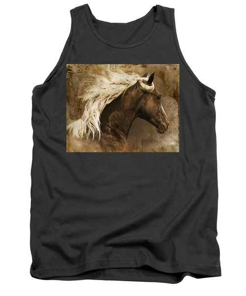 Tank Top featuring the photograph Taos by Priscilla Burgers
