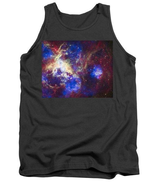 Tarantula Nebula Tank Top