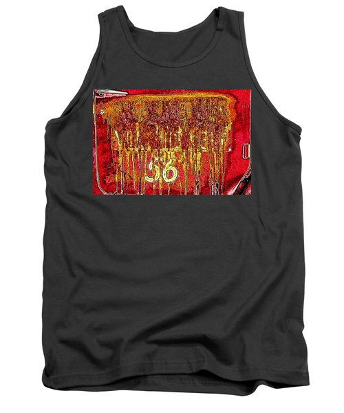 Tarkington Vol Fire Dept 56 Tank Top