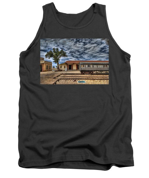 Tel Aviv Old Railway Station Tank Top
