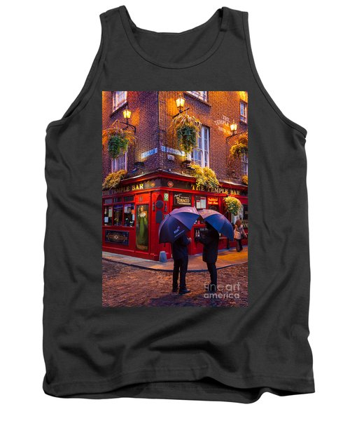 Temple Bar Tank Top