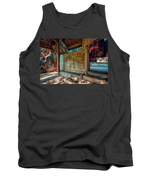 Temple Cave Tank Top