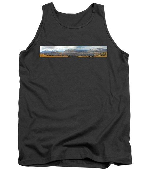 Teton Canyon Shelf Tank Top