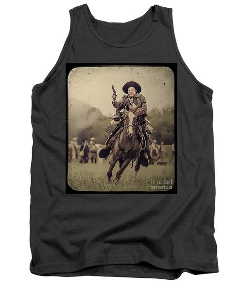 Texican Cavalry Tank Top