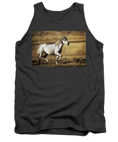 Tank Top featuring the photograph That Golden Hour D3550 by Wes and Dotty Weber