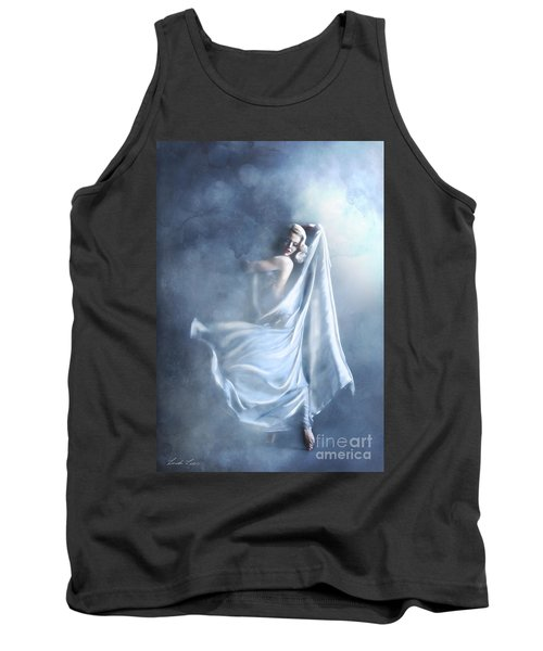 That Single Fleeting Moment When You Feel Alive Tank Top by Linda Lees