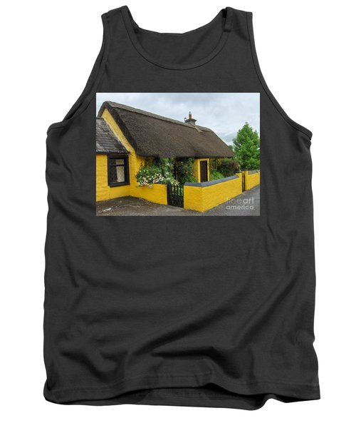 Thatched House Ireland Tank Top by Brenda Brown